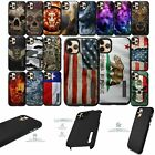 "Case For [iPhone 11 Pro Max (6.4"")][GRIP TACTICAL SET1] Dual Layer Shock Cover"