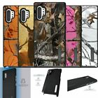 """For [Note 10+ Pro (6.8"""")][GRIP TACTICAL SET4] Shockproof Dual Layer Case"""