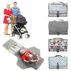 1 Pc Baby changing mat Waterproof Mummy bag stroller portable diaper pad travel