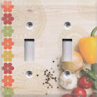 Kitchen Ingredients Herbs & Spices  Light Switch Cover Choose Your Cover
