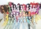 Huge Monster High Doll Lot 31 For Repairs And Parts OOAK No Arms Hands