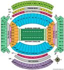 (Two tickets) ALABAMA Crimson Tide vs Tennessee Football tickets (10/19)