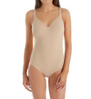 WACOAL Toast Slenderness Hidden Wire Seamless Body Briefer, US 36C, UK 36C, NWOT