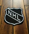 Patch Iron-On or Sew-On NHL Logo National Hockey League Embroidered Applique $9.0 USD on eBay