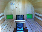 Sauna Cushion from 40x30cm Leatherette Soft Pad Tons Finnish Wellness