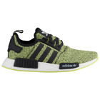 adidas Originals NMD R1 Shoes Men's (Size 9.5 - 13) Black Yellow White EE4400