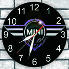 Mini Cooper Wall Clock Home Decoration Made of Wooden