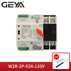 GEYA Automatic Transfer Switch 2P 63A 110V Dual Power Generator Grid Change Over