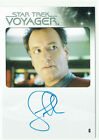 Star Trek Voyager Quotable Autograph Card Selection - Cheapest on Ebay on eBay