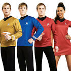 Deluxe Star Trek Adults Fancy Dress Sci Fi Movie Mens Ladies Costume Outfits on eBay