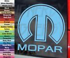 MOPAR m Logo Plymouth Dodge Chrysler Imperial Car Vinyl Decal Sticker Sz CHOICE $3.15 USD on eBay