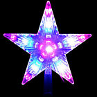 Christmas Tree Topper LED Star Lamp LED Christmas Light Xmas Decorative Light