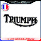 Stickers Triumph - Sticker Motorcycle, Two Wheels, Scooter, Helmet ref1 €34.55 EUR on eBay