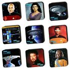 Star Trek TNG TV Show Ships Enterprise - Coasters - Wooden - Sci-Fi - Multi-Buy on eBay