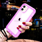 Iphone 11 Pro Max 8 Plus 7 6 XS XR Shockproof Crystal Cute Girl Phone Case Cover