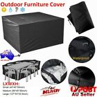 In/outdoor Furniture Cover Uv Waterproof Garden Patio Shelter Rain Snow Cover