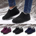 Kyпить Mens Winter Snow Boots Ankle Fur Lined Warm Shoes Casual Cozy Outdoor Waterproof на еВаy.соm