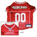 San Francisco 49ers Dog Jersey from StayGoldenDoodle.com $29.99 USD on eBay