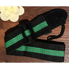 New Acoustic Electric Guitar Bass Nylon Adjustable Strap Belt Guitar Stra TPINV