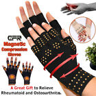 Pair Magnetic Anti Arthritis Compression Gloves Hand Support Joint Pain Relief O $7.99 USD on eBay