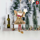 Christmas Angel Doll Pendants Christmas Tree Ornaments Xmas Decor Kids ToysT2-