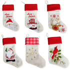 Christmas decorations Christmas stockings hot Christmas sock gift bags 02