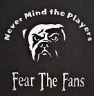 Fear the Fans Cleveland Browns Vinyl Decal for laptop windows wall car boat $7.99 USD on eBay