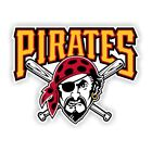 Pittsburgh Pirates vinyl sticker for skateboard luggage laptop tumblers  c on Ebay