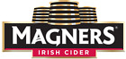 Magners Irish Cider Sticker for skateboard luggage laptop tumblers