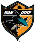 San Jose Sharks vinyl sticker for skateboard luggage laptop tumblers  d $5.99 USD on eBay