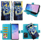 Case For Samsung Galaxy S10 Plus Detachable Wallet PU Leather Flip Card Holder