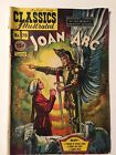 Classics Illustrated No. 78 Joan Of Arc December 1950
