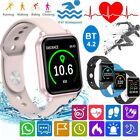 Kyпить Touch Smart Watch Women Men Heart Rate Bracelet For iPhone Android Waterproof на еВаy.соm