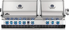 Napoleon Prestige PRO 825 Stainless Steel Built In Grill with Infared Burners