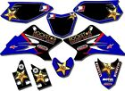 YAMAHA TTR50 TTR 50 ENERGY DRINK ROCKSTAR GRAPHICS DECALS SET NEW