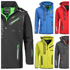 Geographical norway Royaute Men's Softshell Jacket Outdoor Functional Sports $146.42 AUD on eBay