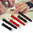 18mm Universal PU Leather Watch Pin Buckle Strap Band Replacement Accessory Part