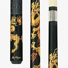 NEW Players Golden Chinese Dragon Billiards Pool Cue Stick Irish Linen D-DRG $157.29 USD on eBay