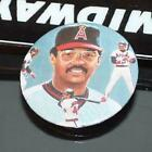 "MLB Baseball HOF California Angels Reggie Jackson 2.25"" Button Pin Gift Idea on Ebay"