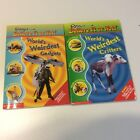 Lot of 2 Ripley's Believe It Or Not! books by Scholastic Weird Gadgets & Critter