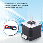 Nema17 Stepper Motor 2 Phase Miniature 42 Stepper Motor with XH-2.54 Cable