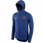 Authentic Nike New York Knicks Mens NBA Dri-FIT Showtime Full-Zip Hoodie on eBay