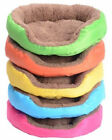 Dog Cat Warm Waterproof Pet House Cozy Bed Kennel Puppy Cushion Mat Soft S/M/L