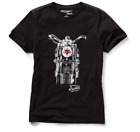 Triumph Motorcycles Mens Pritchard T-Shirt MTSS19404 $35.0 USD on eBay