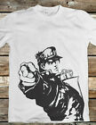 Jojo's Bizarre Adventure Jotaro Kujo Anime Graphic T- Shirt  image