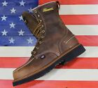 """Thorogood American Heritage 8"""" Waterproof Soft Toe Boots [814-3898] Made in USA"""