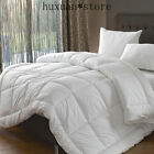 Cotton Down Comforter Quilted Polyester Filling Hypoallergenic Duvet Comforter  image