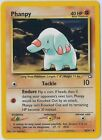 PHANPY 43/111 Neo Genesis Uncommon Pokemon Buy 4+ Save 35%!