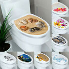Home Pan Toilet Seat Sticker Wc Cover Decals Closestool  Decor Toilet  Sticker