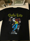 Vintage T-Shirt Circle Jerks 10th Anniversary Tour Reprint Size S - 2XL image